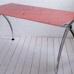glass furniture from casca